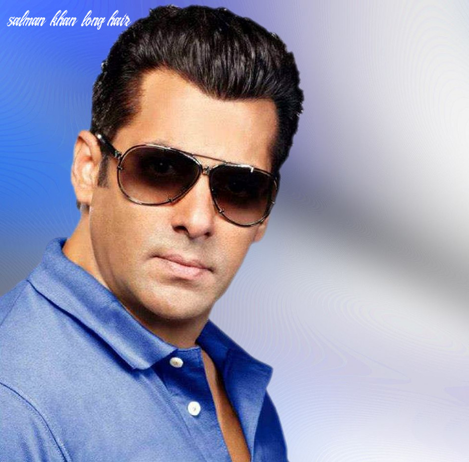Salman khan hairstyle and haircut is an easy, simple yet elegant