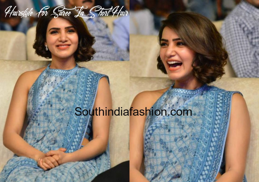 Samantha Akkineni's Short Haircut | Samantha's Short Hairstyle