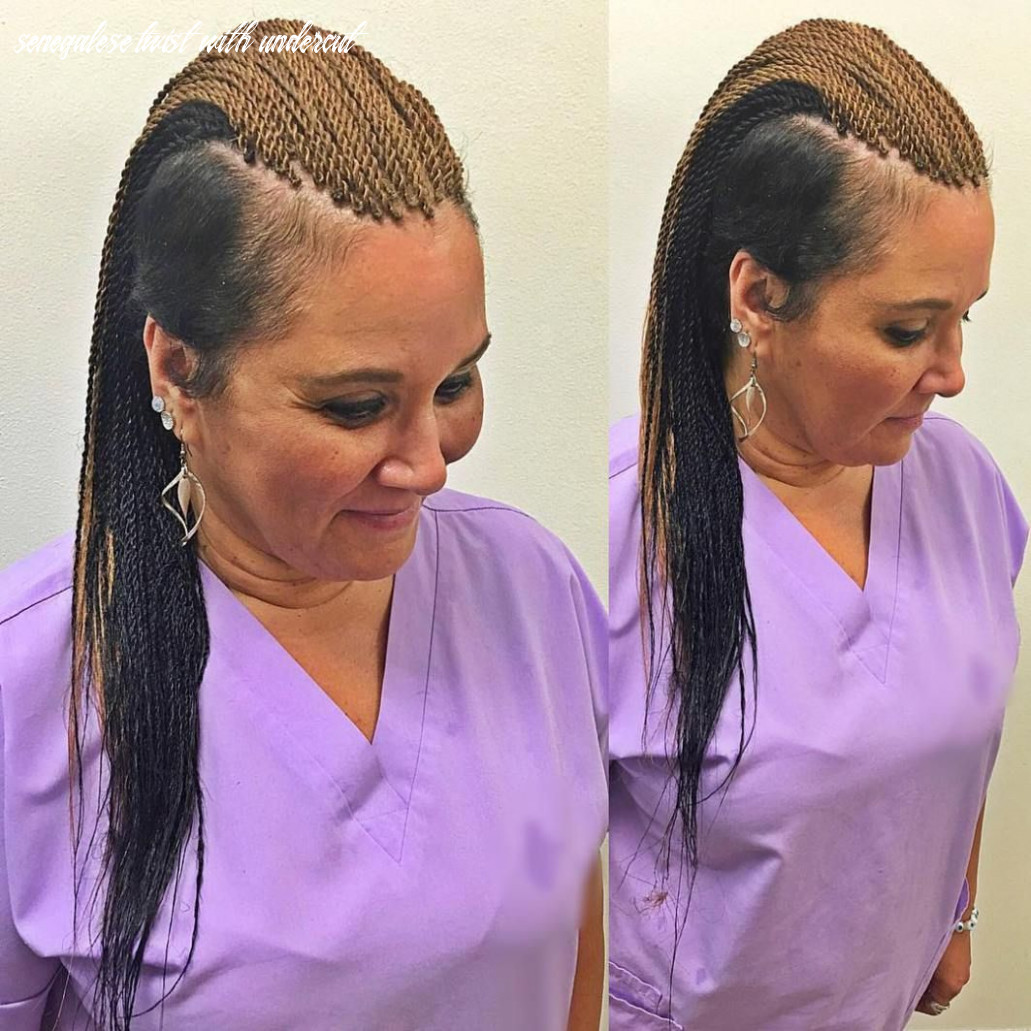 Senegalese twists 10 ways to turn heads quickly | braids with