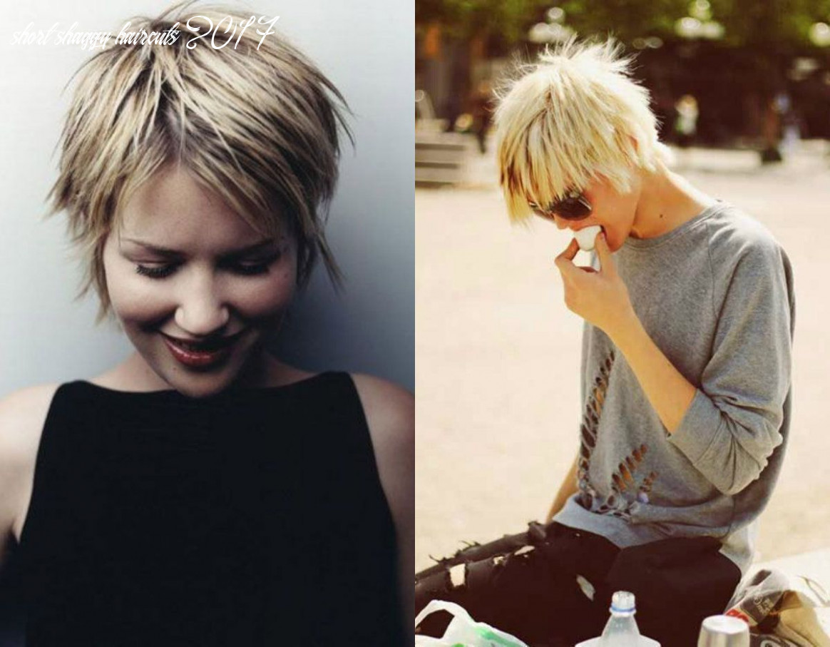 Shaggy bob hairstyles 12 short shaggy haircuts 12 to find out