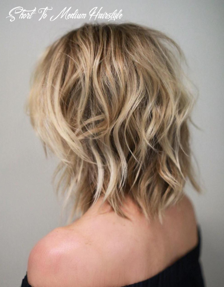 Shaggy bob hairstyles for short & medium hair shaggy haircuts