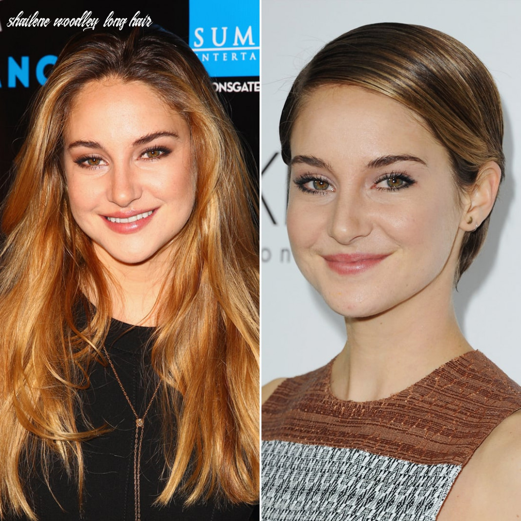 Shailene woodley   do these celebrities look better with long or