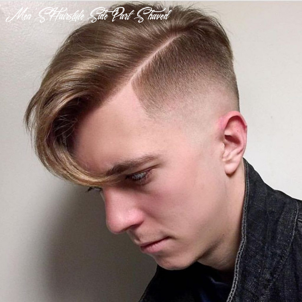 Shaved side part | haircuts for men, cool hairstyles, guy haircuts