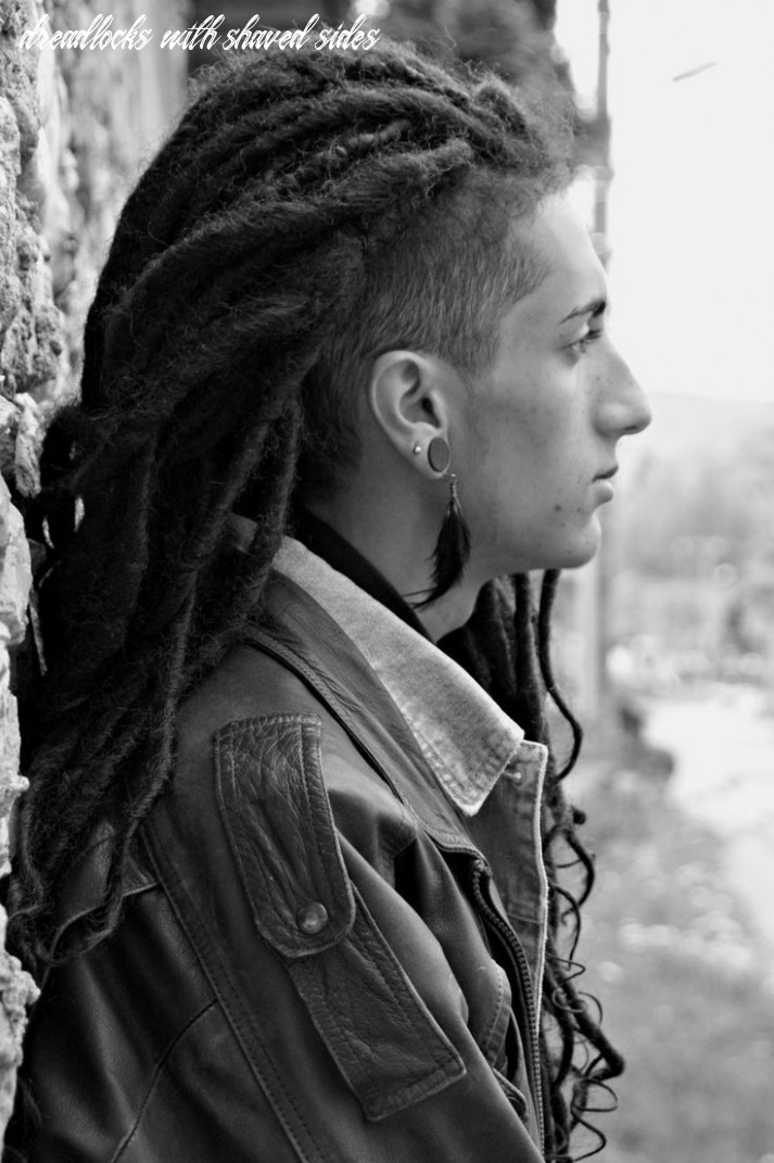 Shaved sides and dreads google search | dreadlock frisuren