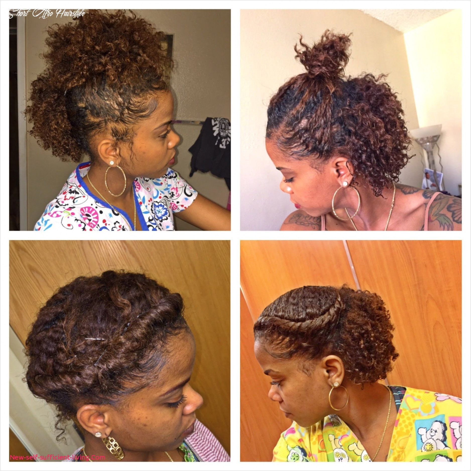 Short afro hairstyles best of short twa hairstyles beautiful the
