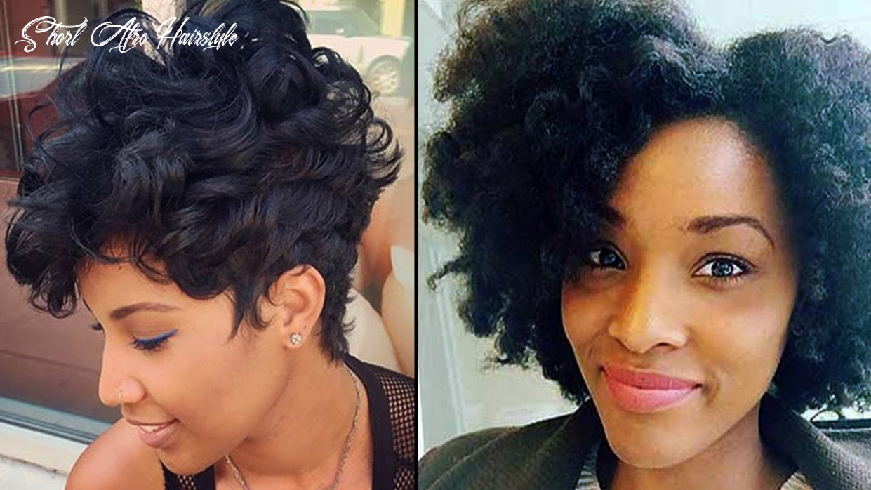 Short Afro Hairstyles for Black Women - Provocative Haircut Styles in 11