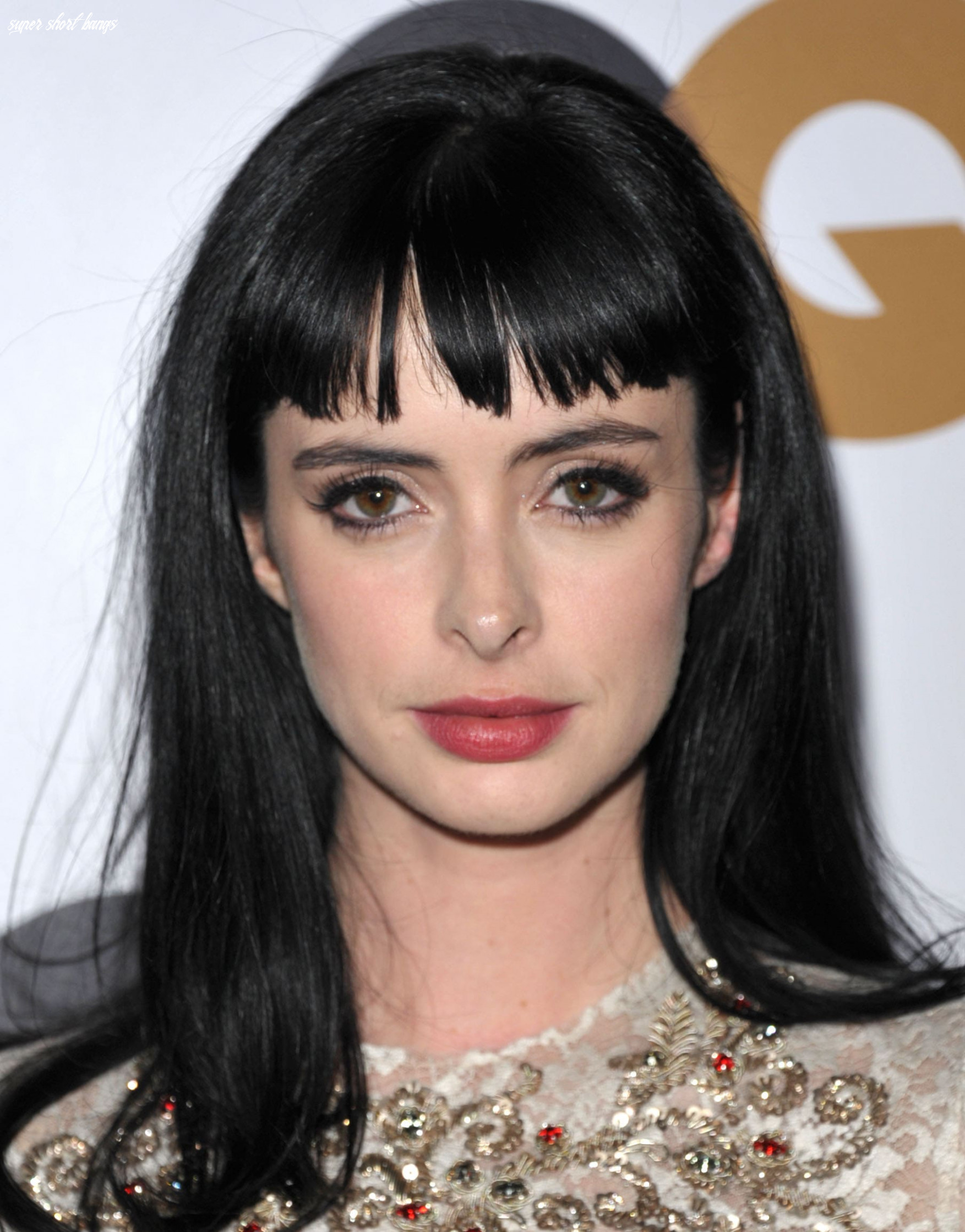 Short bangs: how to get in on the trend | all things hair super short bangs