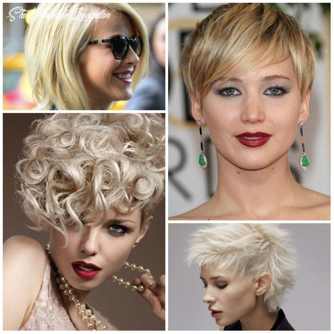 Short blonde hairstyle inspiration 8 hairstyleto short hairstyle inspiration