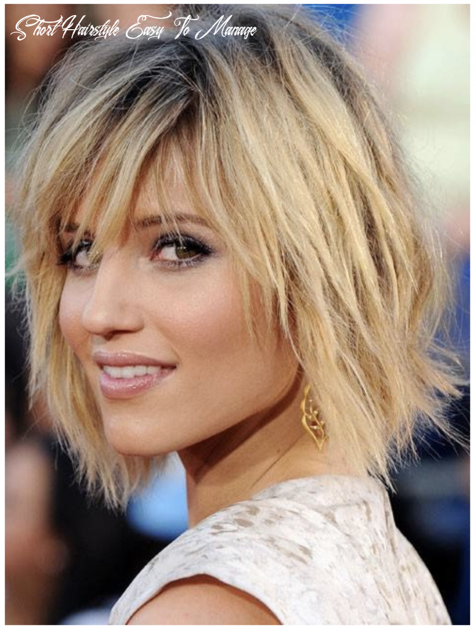 Short bob hairstyle for fine hair 8 you must try