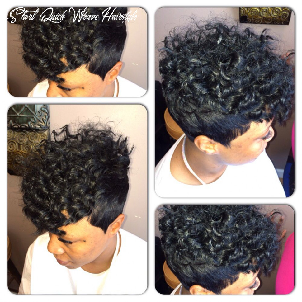 Short curly quick weave | quick weave hairstyles, short curly