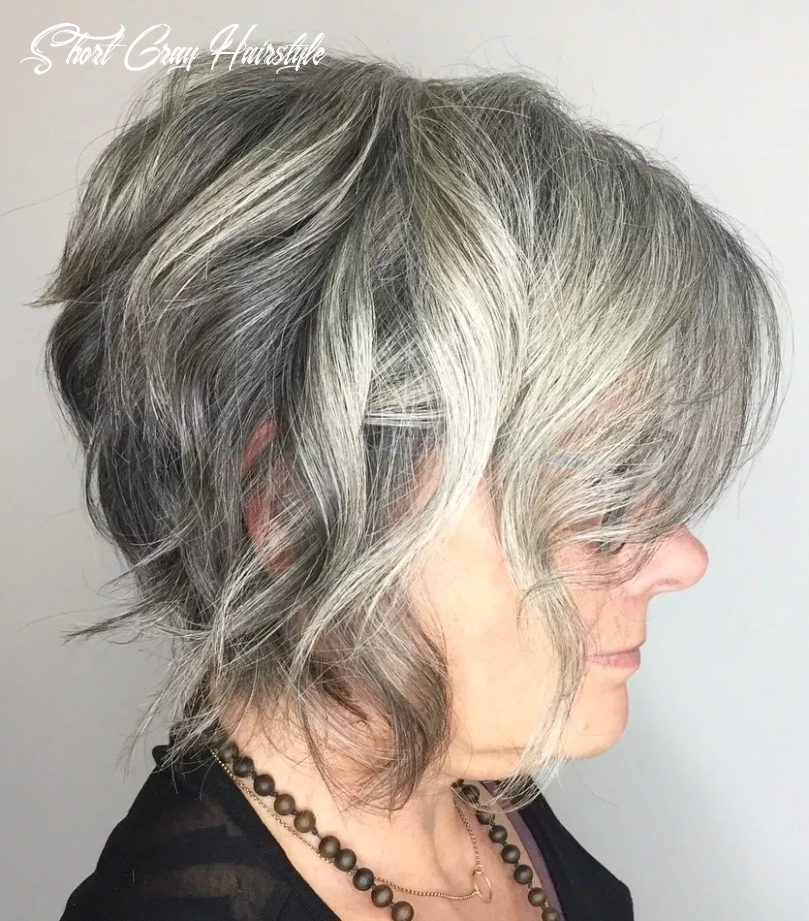 Short gray hairstyle 9 google search   gorgeous gray hair