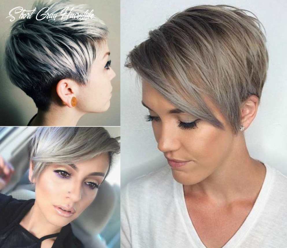 Short gray hairstyles for women of all ages   melispot short gray hairstyle