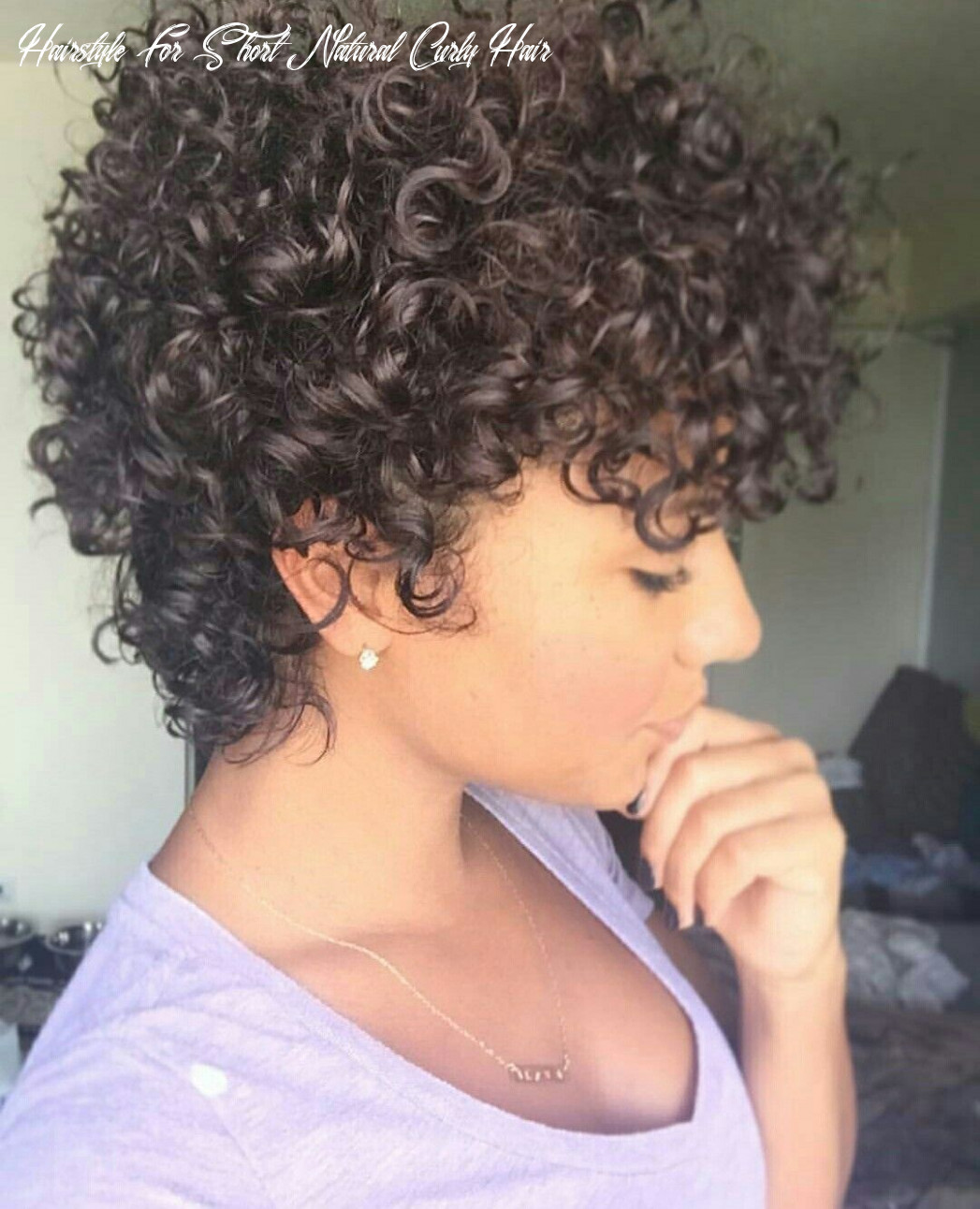 Short hair perm #flhairbylo #avedaibw #inspo | curly hair styles