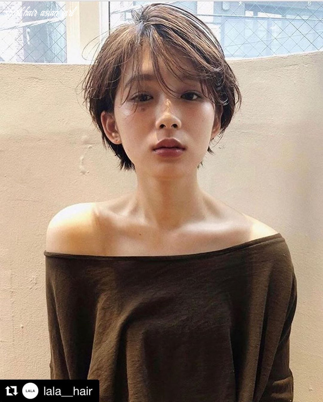 Short haircuts for asian women 12 » short haircuts models short hair asian girl