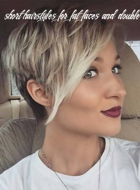 Short haircuts for chubby faces 9 short hairstyles for fat faces and double chins 2020