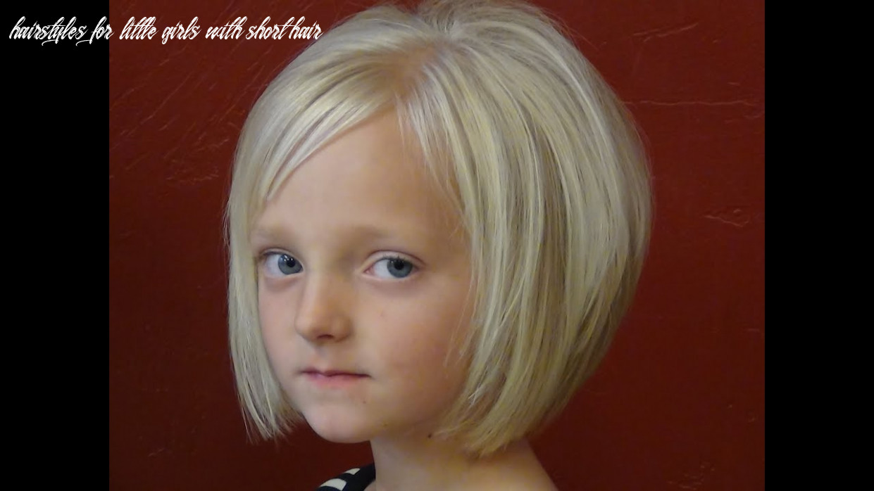 Short haircuts for little girl hairstyles hairstyles for little girls with short hair