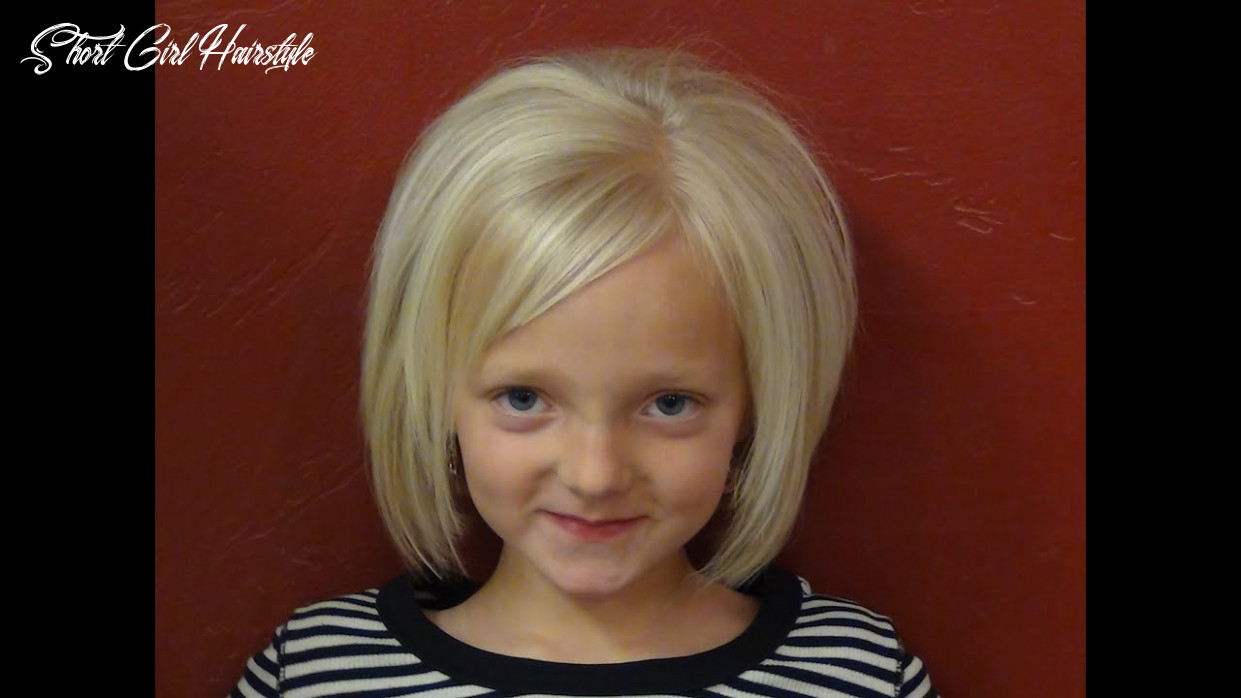 Short haircuts for little girls short hairstyles short girl hairstyle
