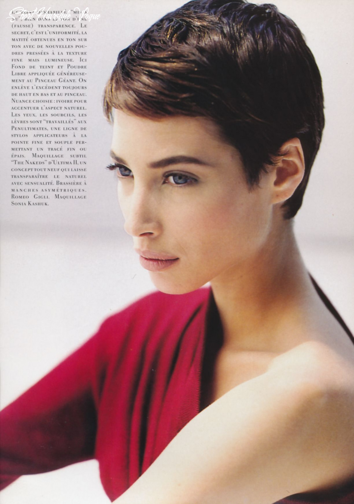 Short haircuts for women will make you look younger