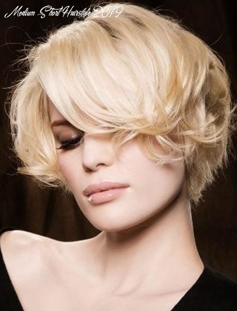 Short haircuts in autumn winter 12–12 | by hair | medium medium short hairstyle 2019