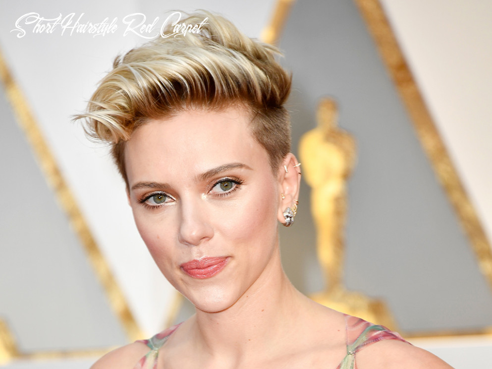 Short haircuts were the big winner on the oscars red carpet coveteur short hairstyle red carpet