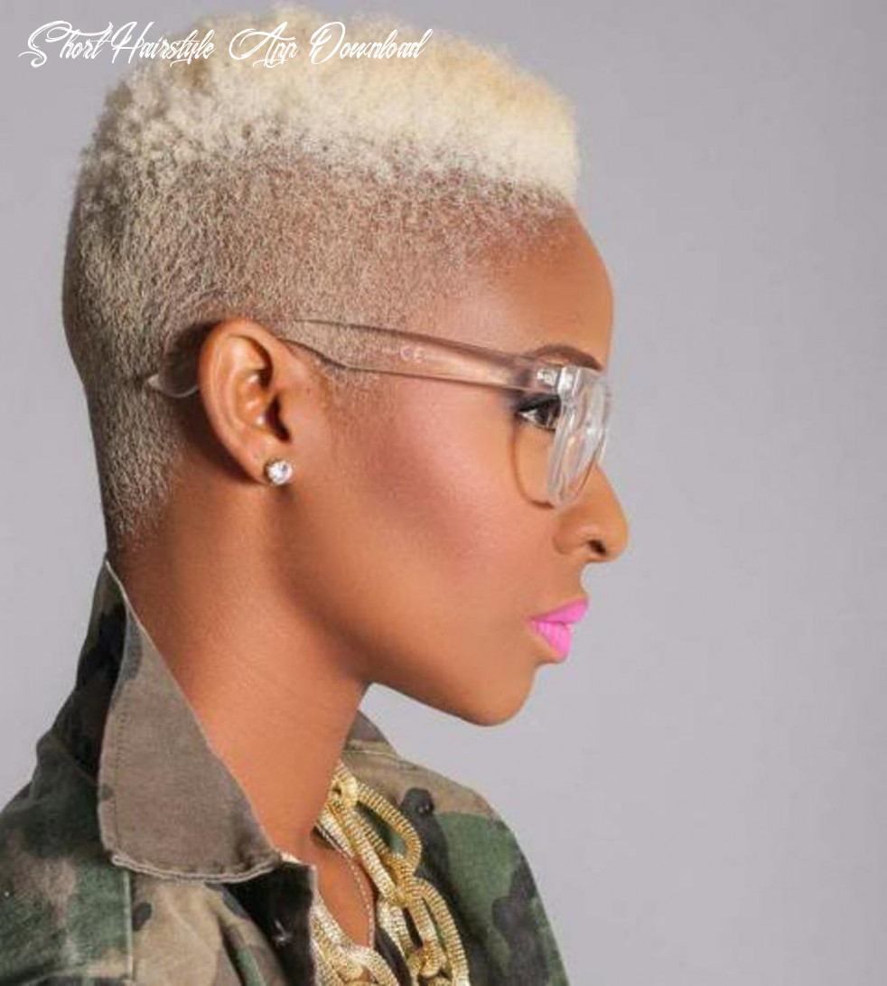 Short hairstyle for black women for android apk download short hairstyle app download