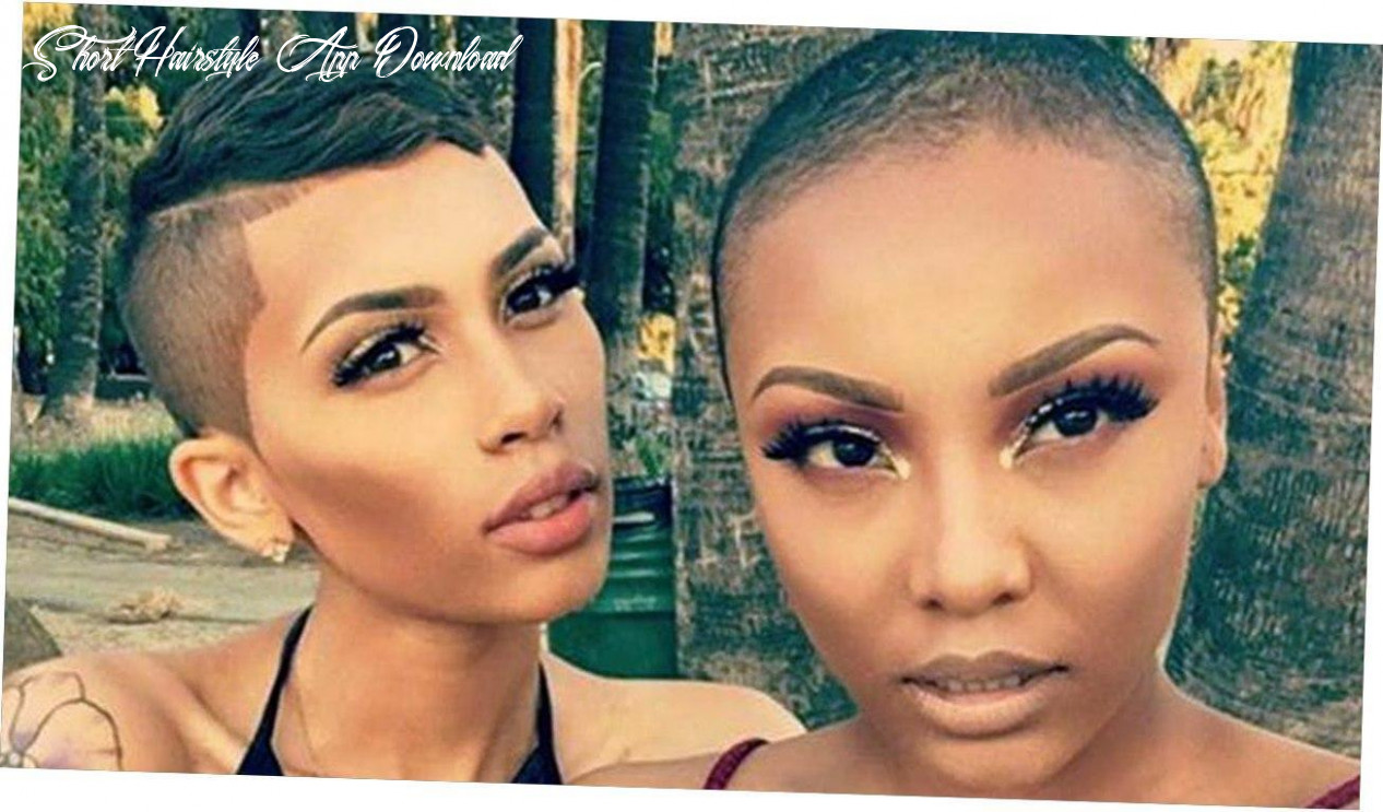 Short hairstyle for black women hair cut app for android apk