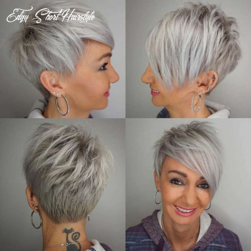 Short hairstyles 9 – 9 | cool short hairstyles, edgy pixie