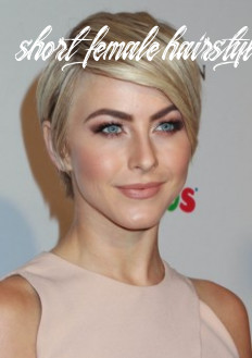 Short hairstyles and short haircuts for 10 — therighthairstyles short female hairstyles