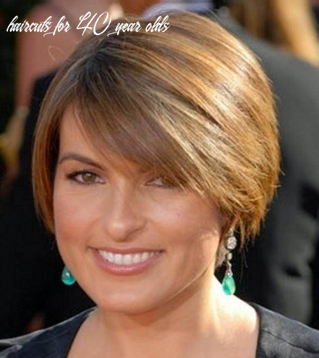 Short hairstyles for 10 year old woman with fine hair folade haircuts for 40 year olds