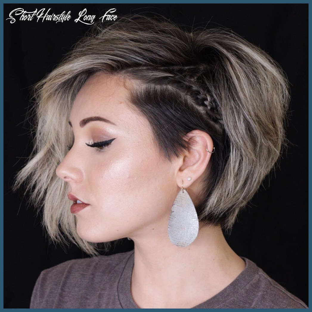 Short hairstyles for a long face 9 9 best short haircuts for