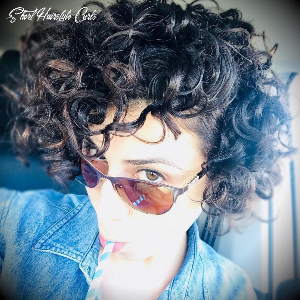 Short hairstyles for curly hair   popsugar beauty uk short hairstyle curls