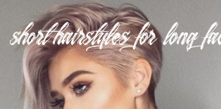 Short hairstyles for long faces over 10 short hairstyles for long faces over 40