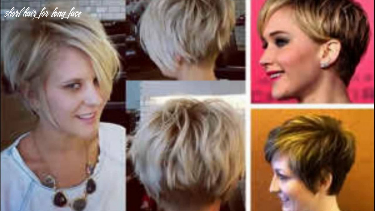 Short hairstyles for long faces । short haircuts for long faces short hair for long face