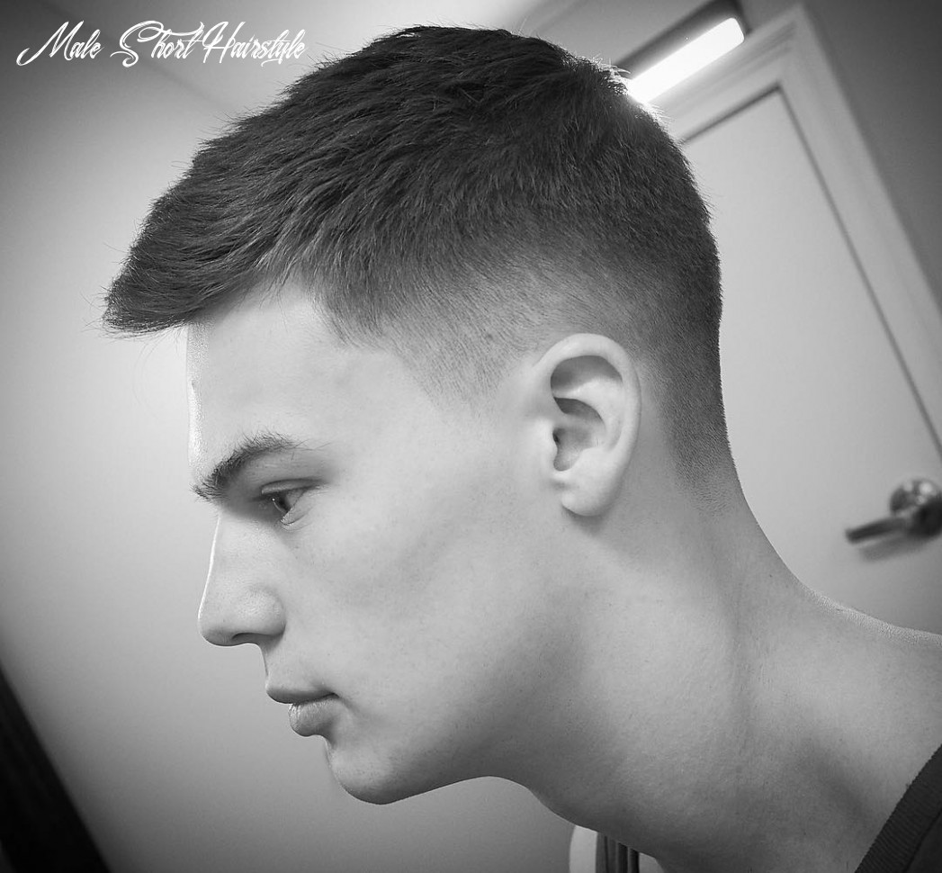 Short hairstyles for men: totally cool 9 styles male short hairstyle