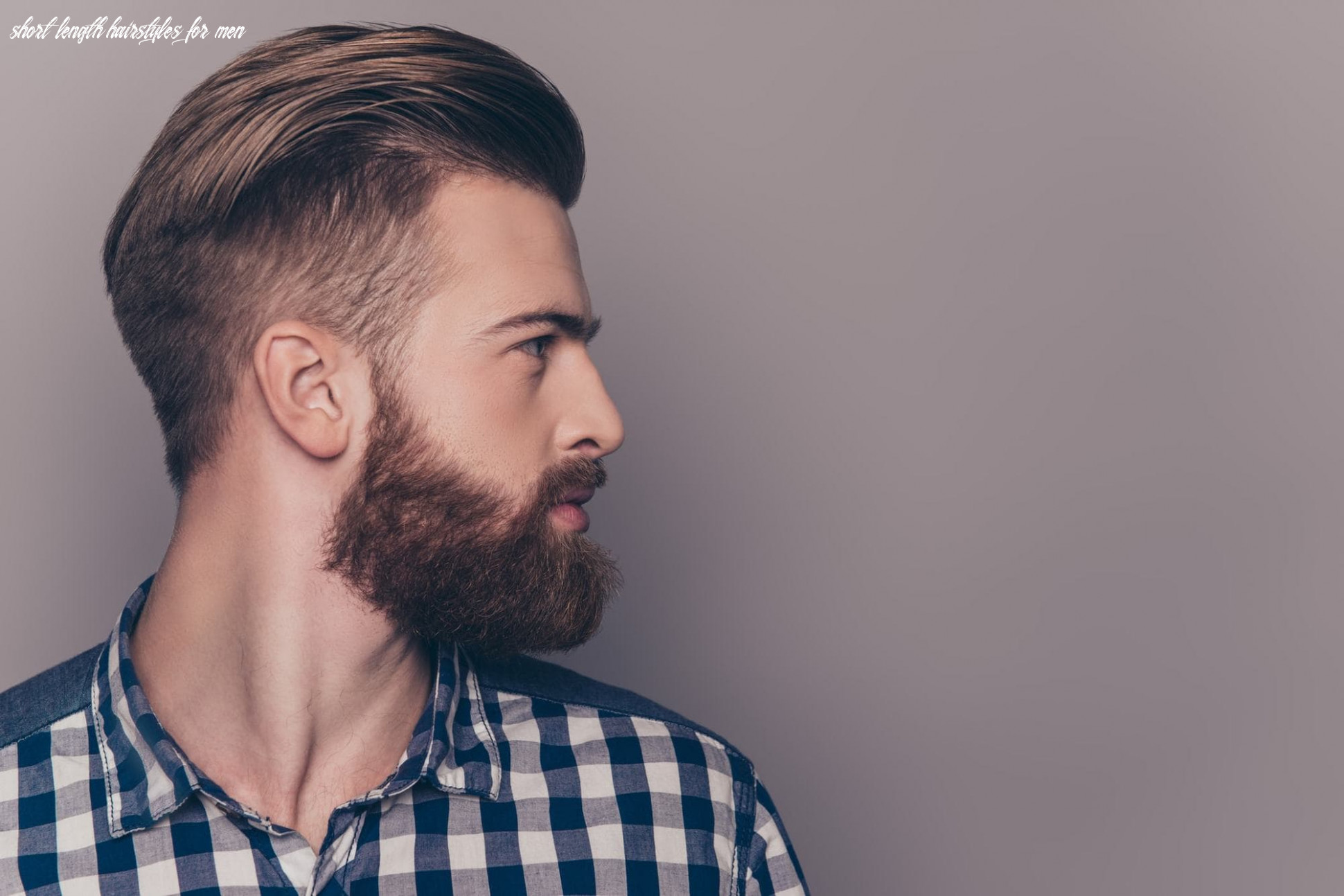 Short Hairstyles for Men with Thick Hair: 10 Styles We Love