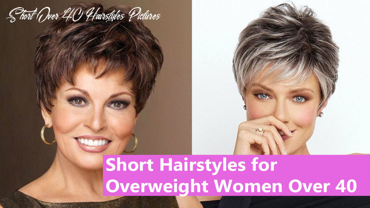 Short hairstyles for overweight women over 12 long hairstyle pedia short over 40 hairstyles pictures