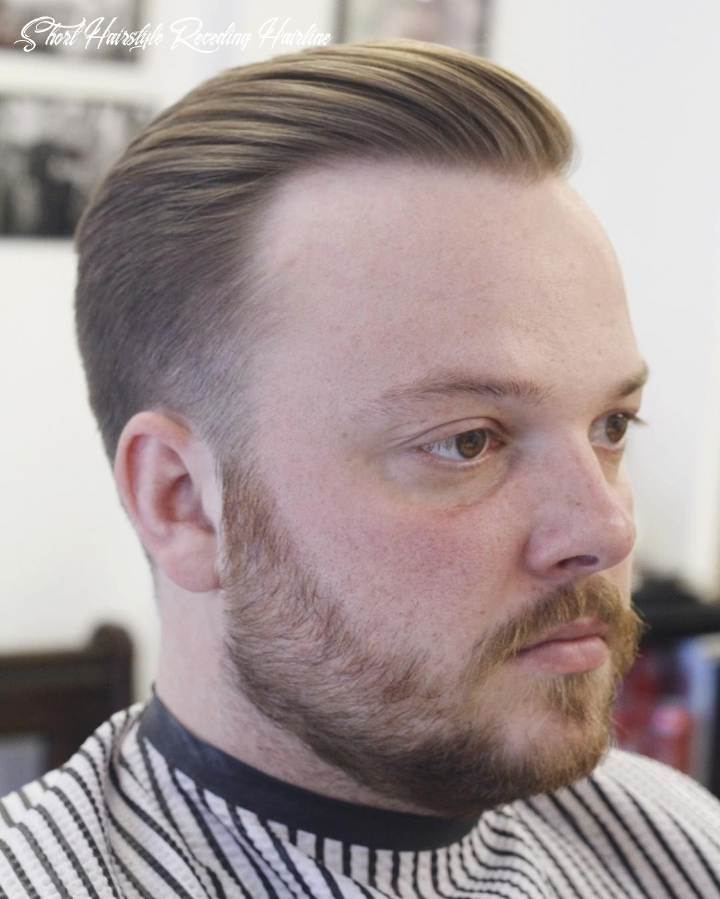 Short Hairstyles for Receding Hairlines Best Of Hairstyle for ...