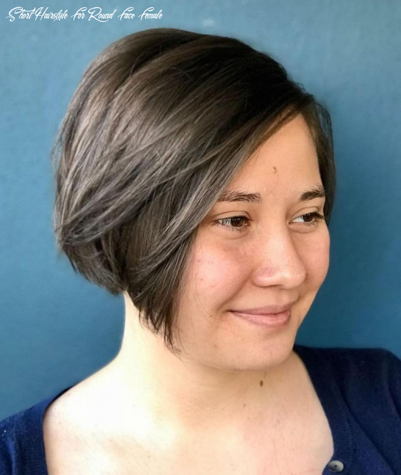 Short hairstyles for round faces awesome fashion short haircuts