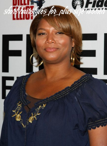 Short Hairstyles For Round Faces Plus Size | Plus Size Women ...