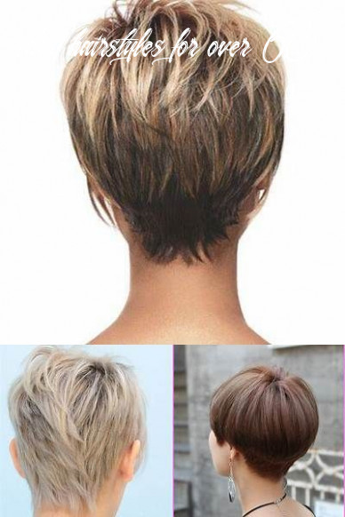 Short hairstyles for women over 12 back views bing images | frisuren edgy hairstyles for over 60