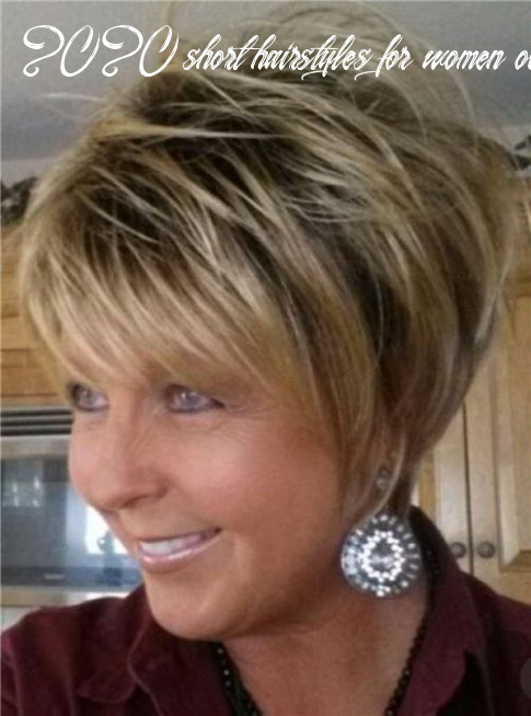 Short hairstyles for women over 8 to look younger in 8 page