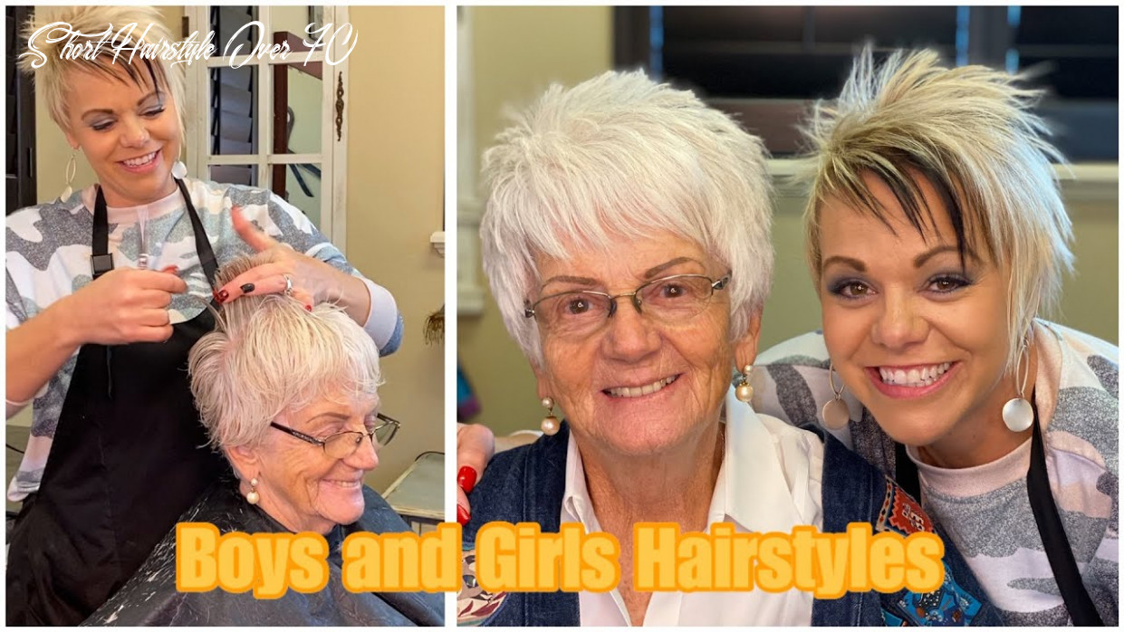 Short hairstyles for women over 9 bob hairstyles short hairstyle over 70