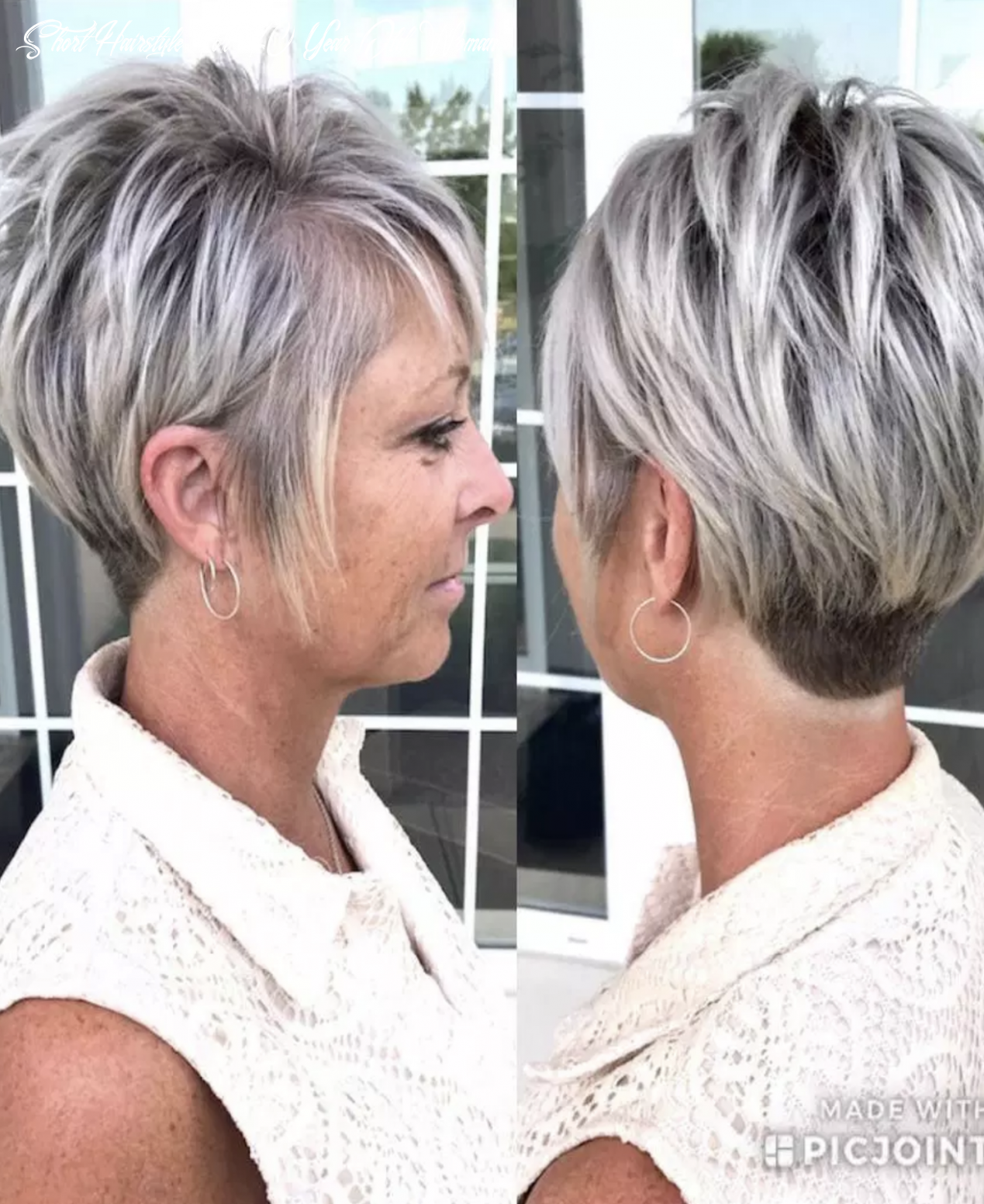 Short hairstyles for women over 9 latesthairstylepedia
