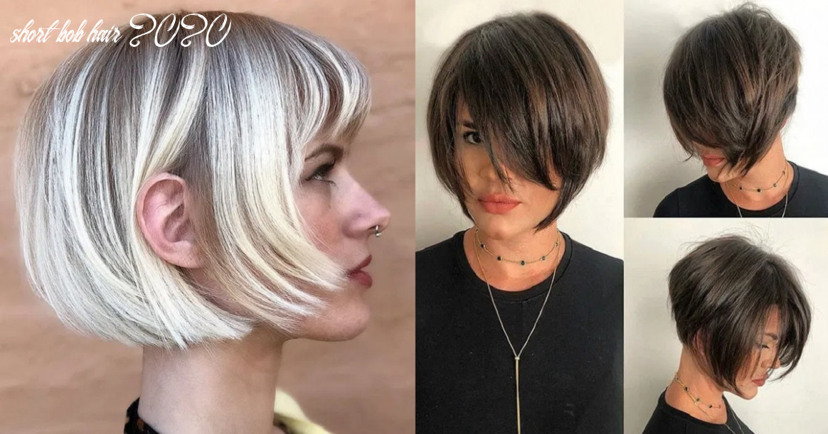Short hairstyles with bangs 12 hairs