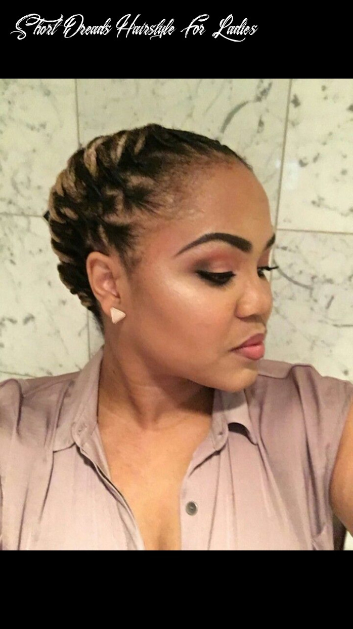 Short locs styles (with images) | short locs hairstyles, locs