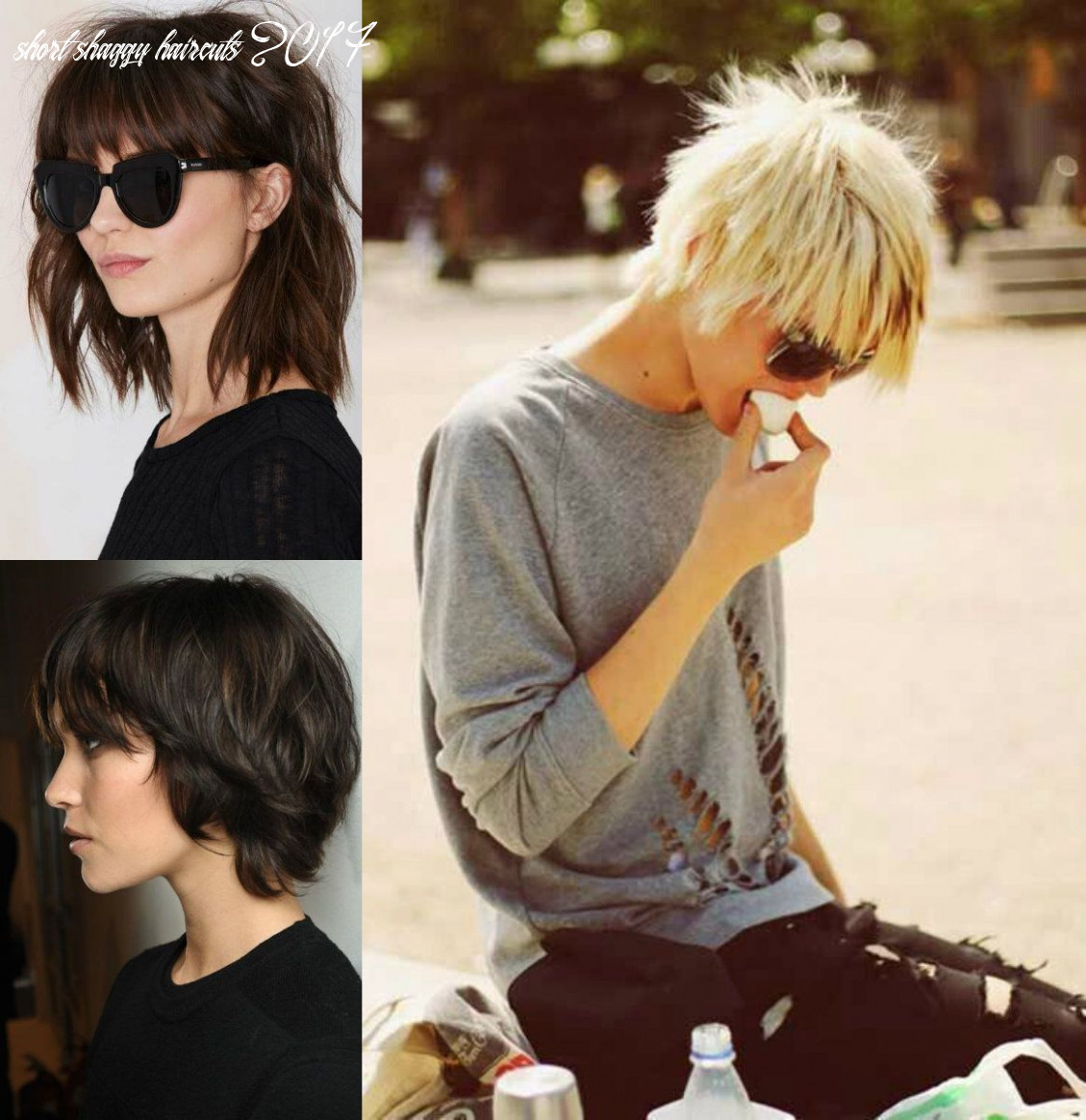 Short shaggy haircuts 12 to find out now | thick hair styles
