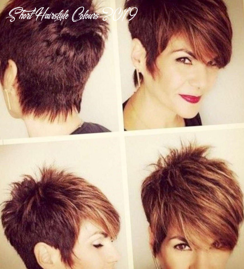 Short short haircuts 10 short hairstyle colours 2019