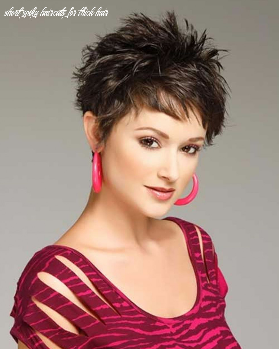 Short spiky haircuts & hairstyles for women 8 – page 8