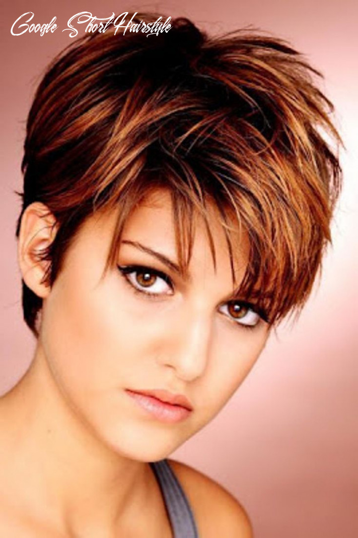 Short spiky haircuts google search | cheveux courts visage rond