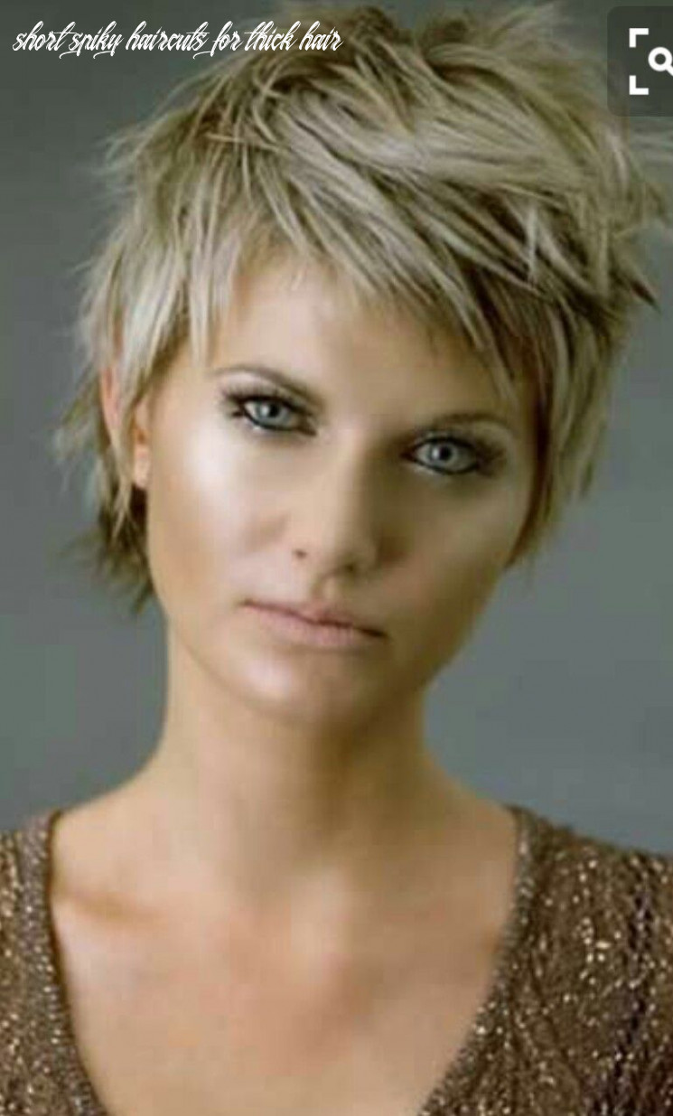 Short styles   short spiky haircuts, short hairstyles for thick